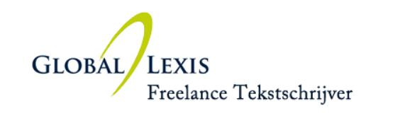 GLOBAL LEXIS Freelance Tekstschrijver